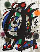 Joan Miro  Lithographie Originale I