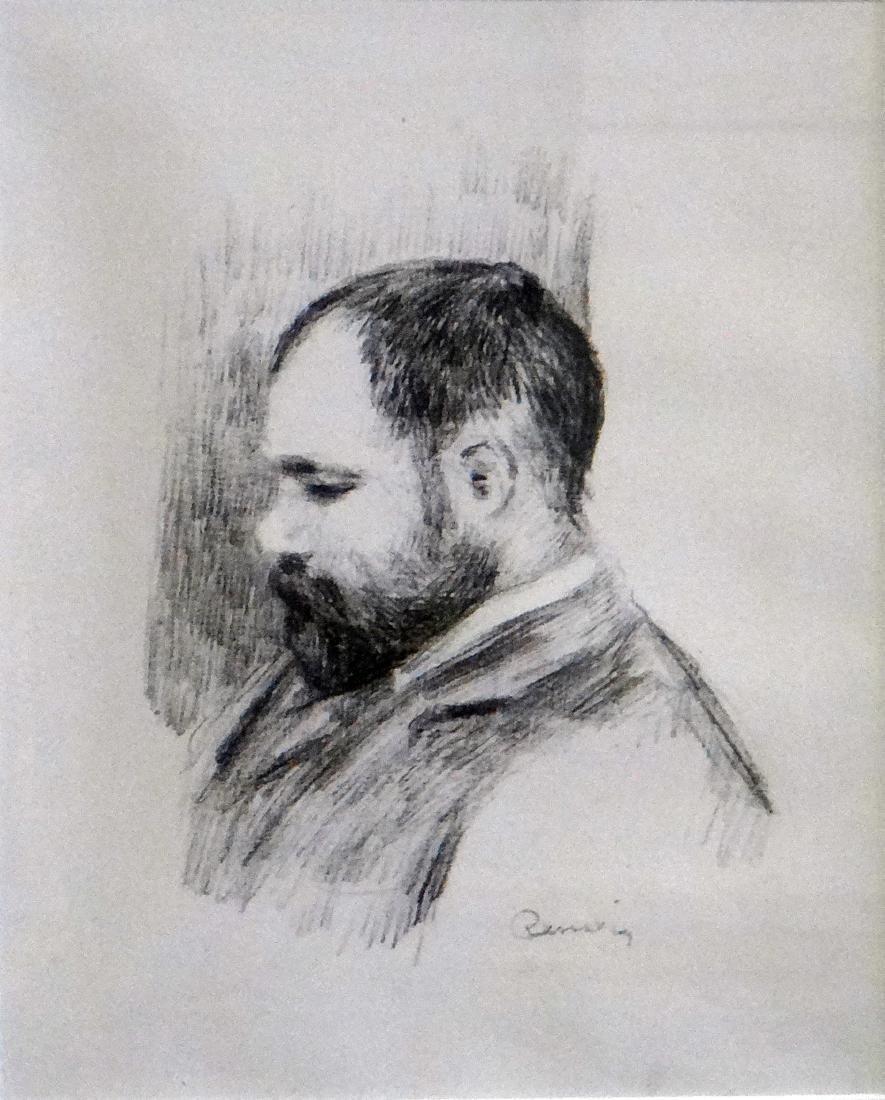 "Pierre-Auguste Renoir ""Portrait of Vollard"" - 2"