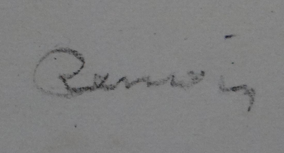 "Pierre-Auguste Renoir ""Portrait of Vollard"" - 3"