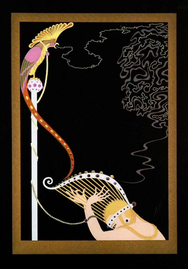 Erte - Enchanted Melody