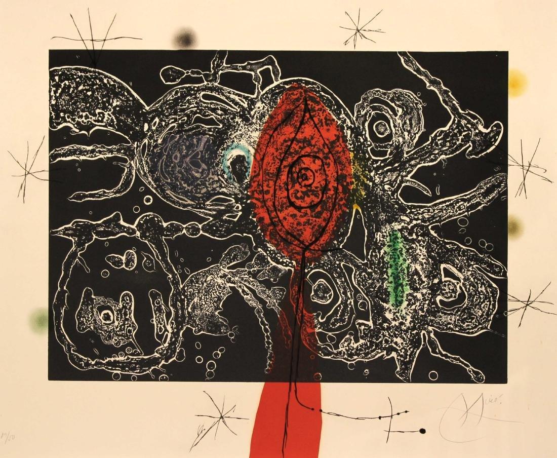 Joan Miro - Espriu-Miro II
