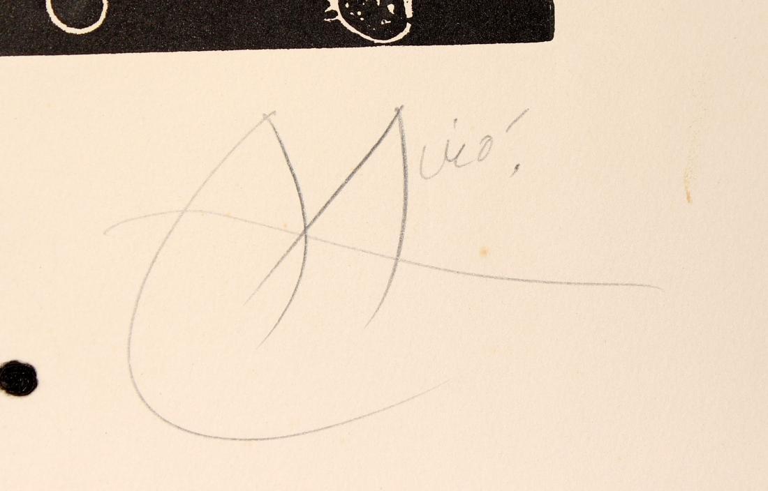 Joan Miro - Espriu-Miro II - 2