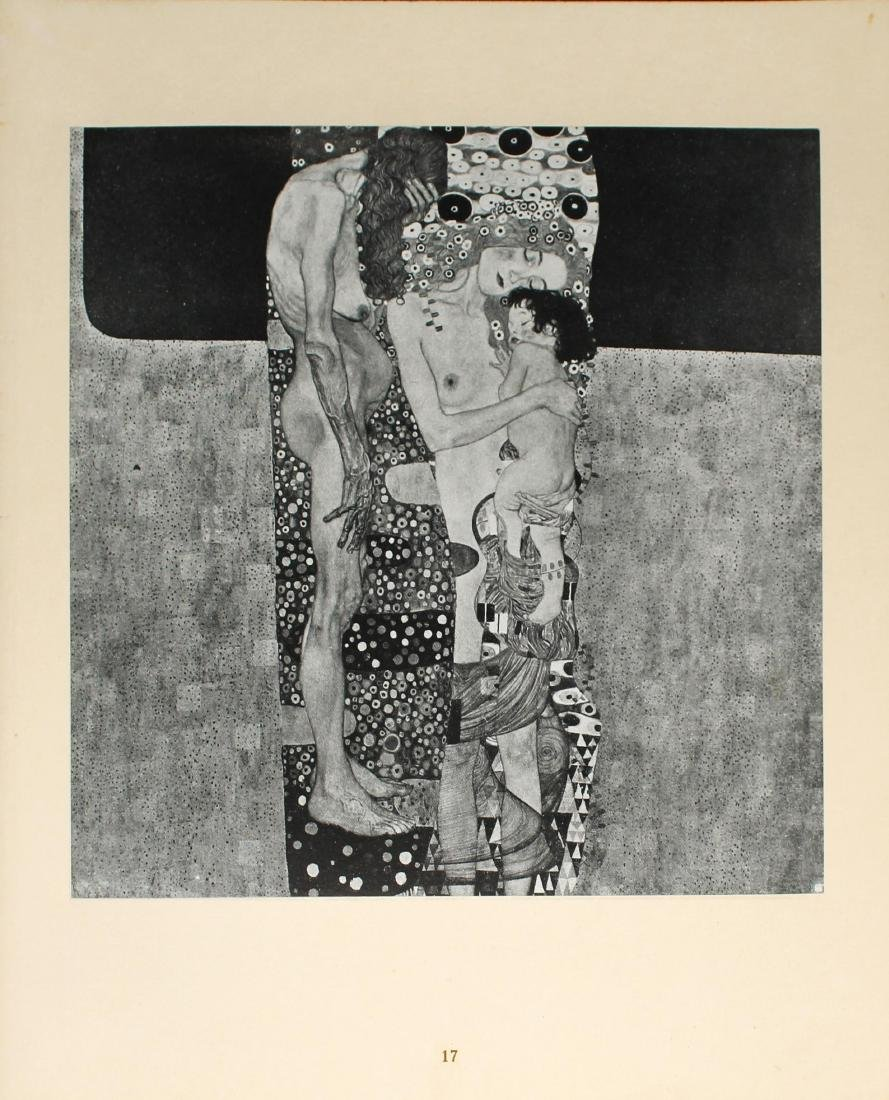Gustav Klimt - Die drei Lebensalter