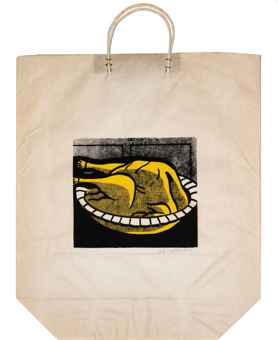 Roy Lichtenstein - Turkey Shopping Bag