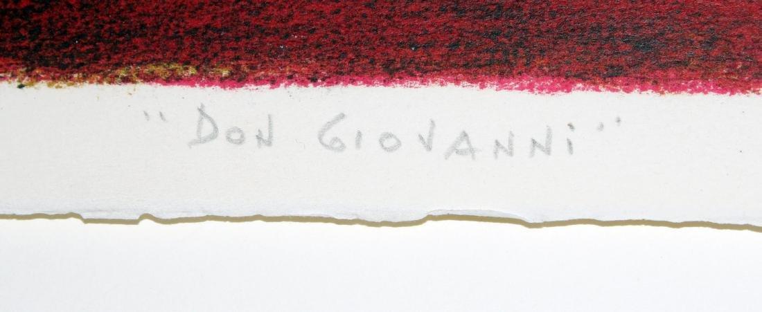 Andre Masson - Don Giovanni - 3