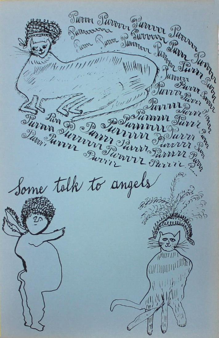 Andy Warhol - Some Talk to Angels