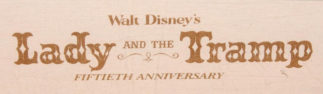 Disney - Lady & the Tramp's Golden Anniversary - 2