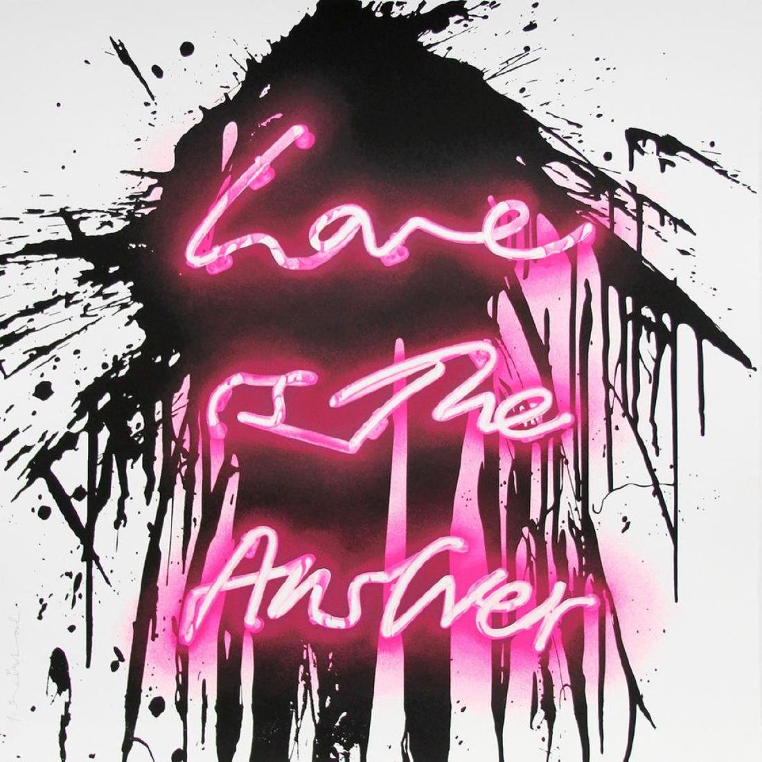 Mr. Brainwash - Love On
