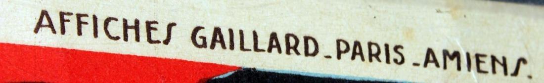 Affiches Gaillard - Alcyon Cycles - 2