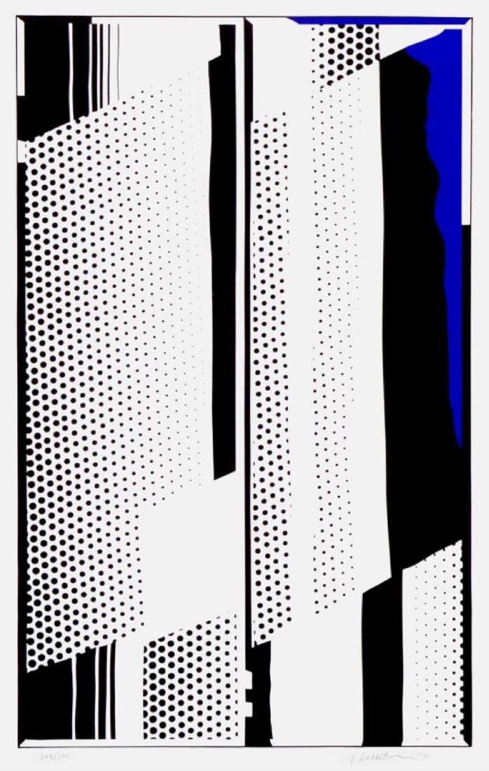 Roy Lichtenstein - Twin Mirrors