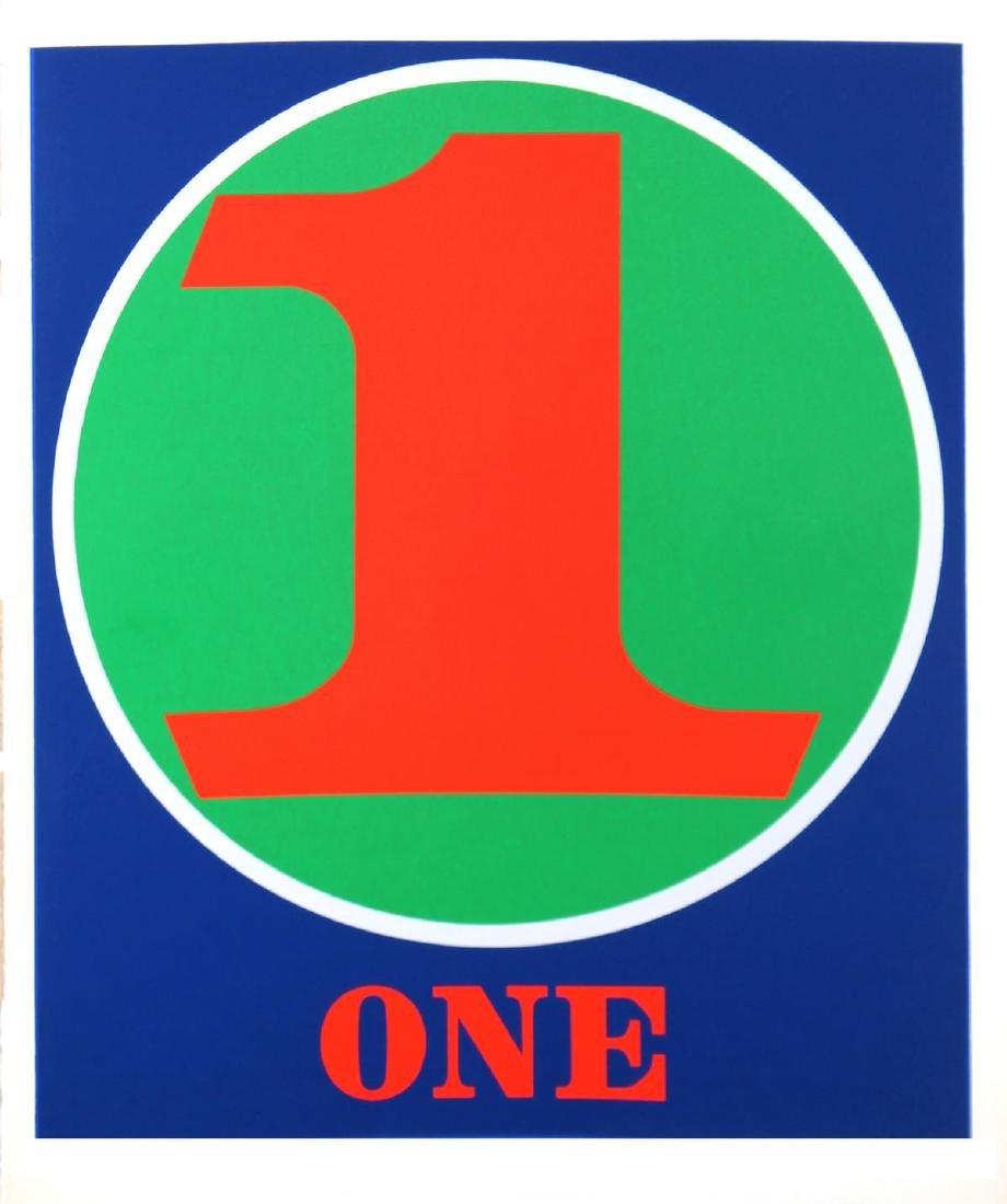 Robert Indiana - One