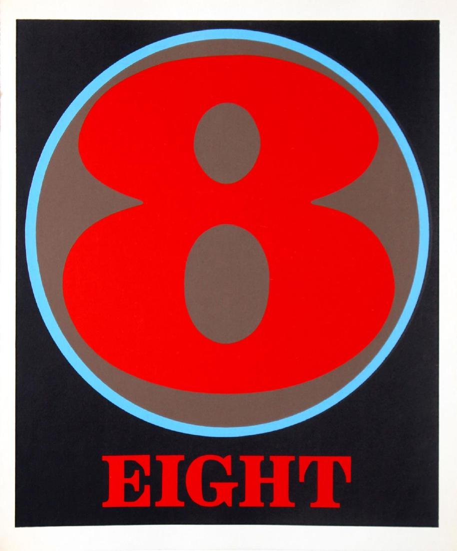 Robert Indiana - Eight