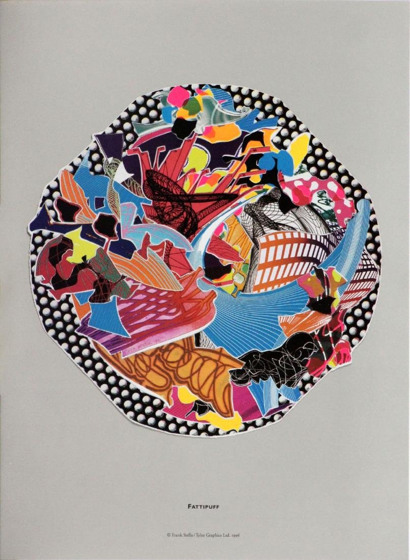 Frank Stella (After)- Fattipuff