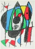 Joan Miro  A Cat Gone Astray