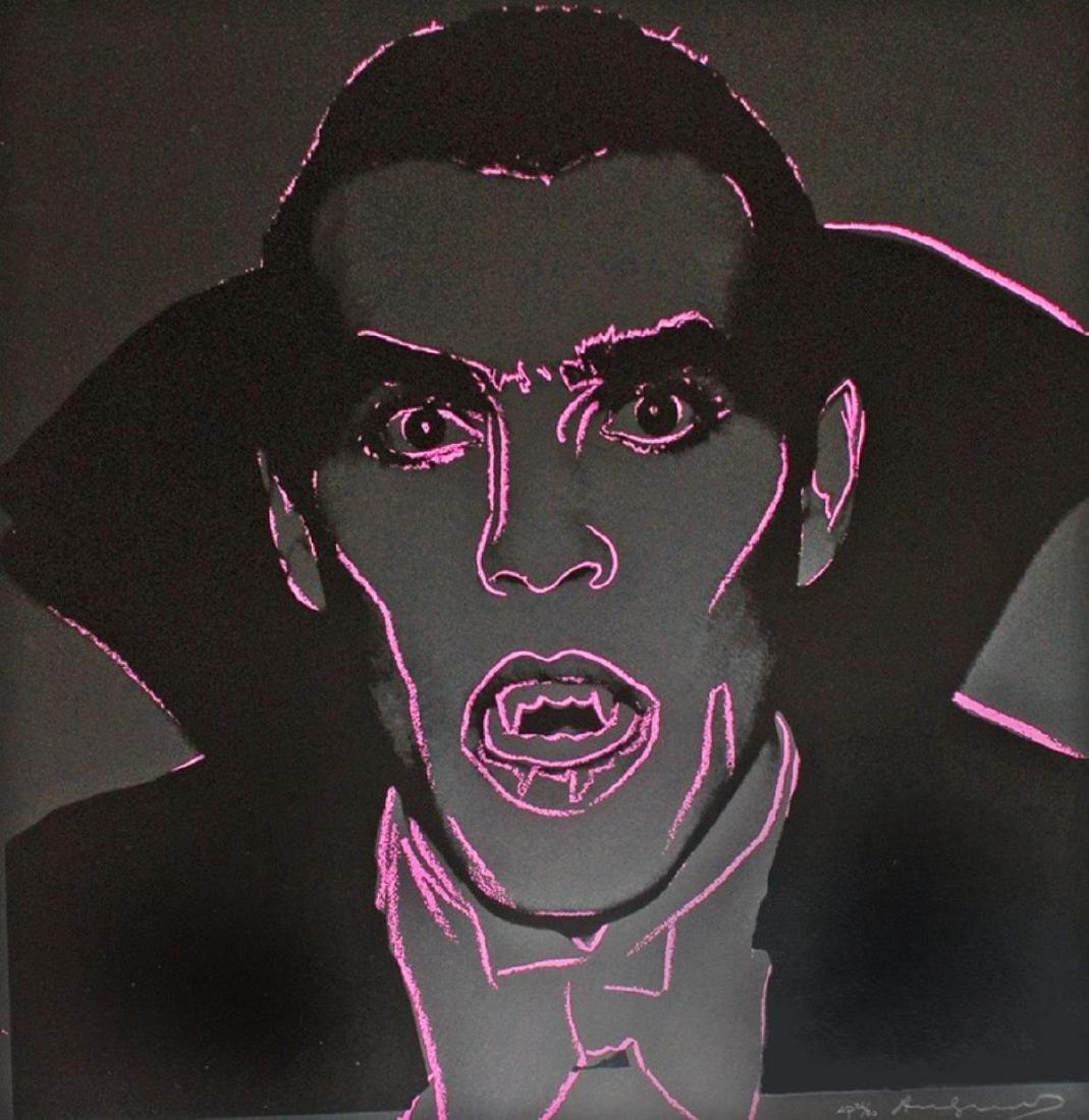 Andy Warhol - Dracula