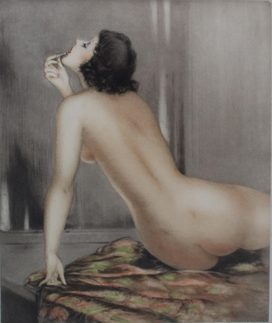 Louis Icart - My Model II