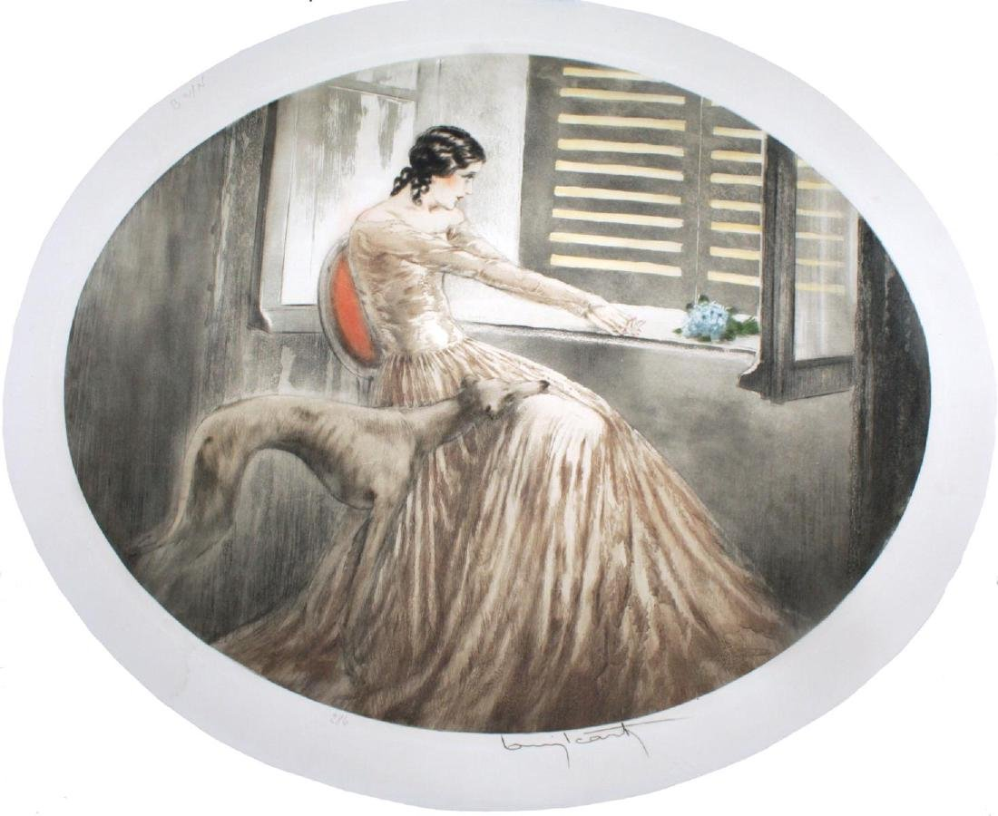Louis Icart - Madame Bovary