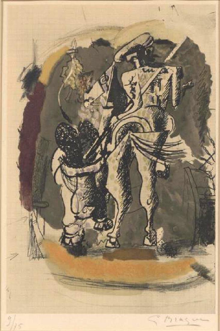 Georges Braque (After) - Le Toreador