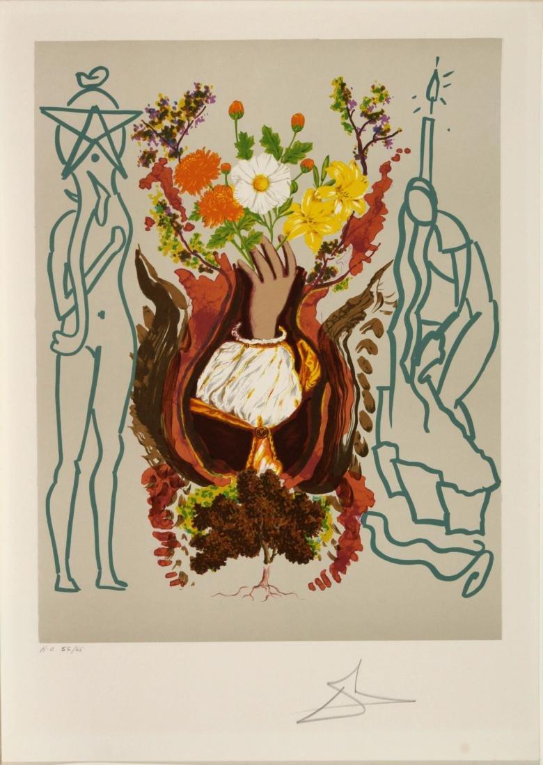 Salvador Dali - Renaissance