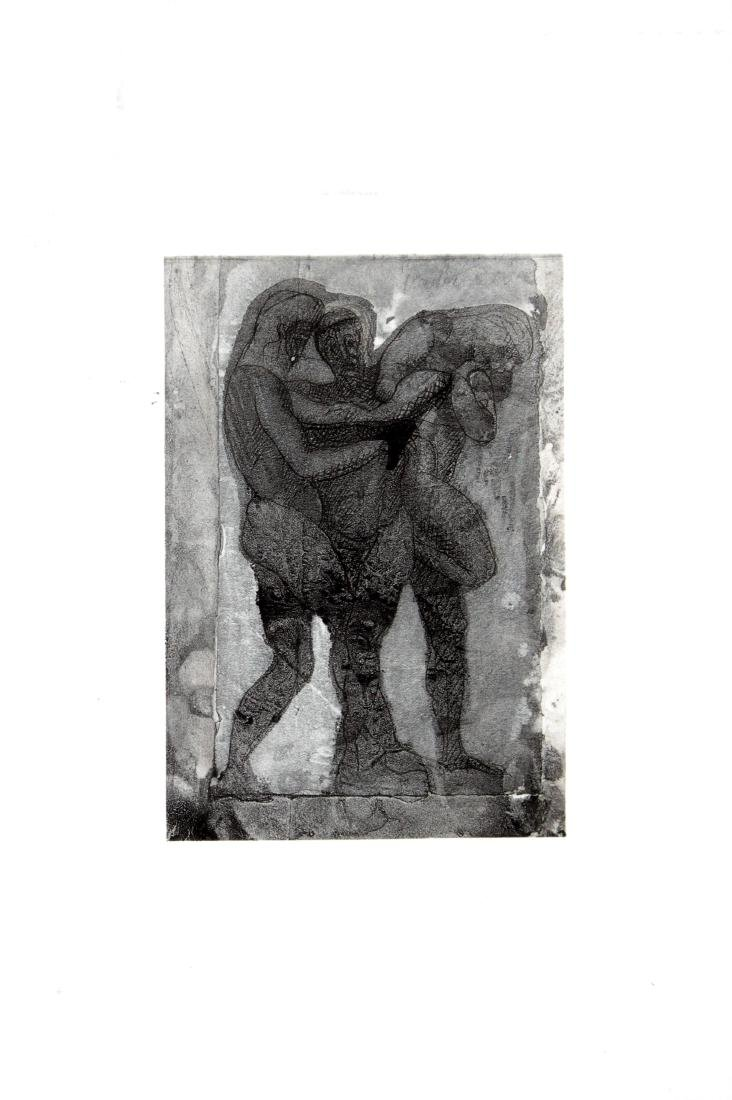 Auguste Rodin (After) - Untitled