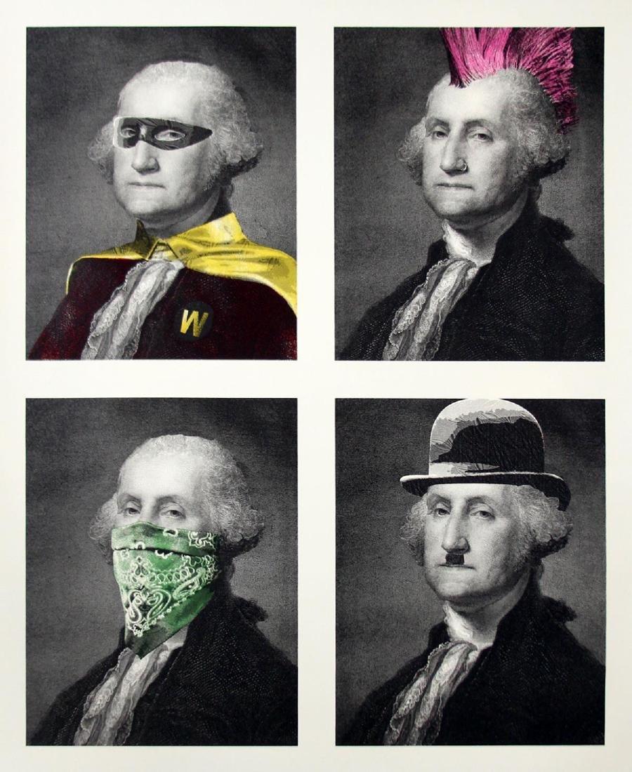 Mr. Brainwash - President's Day - Full