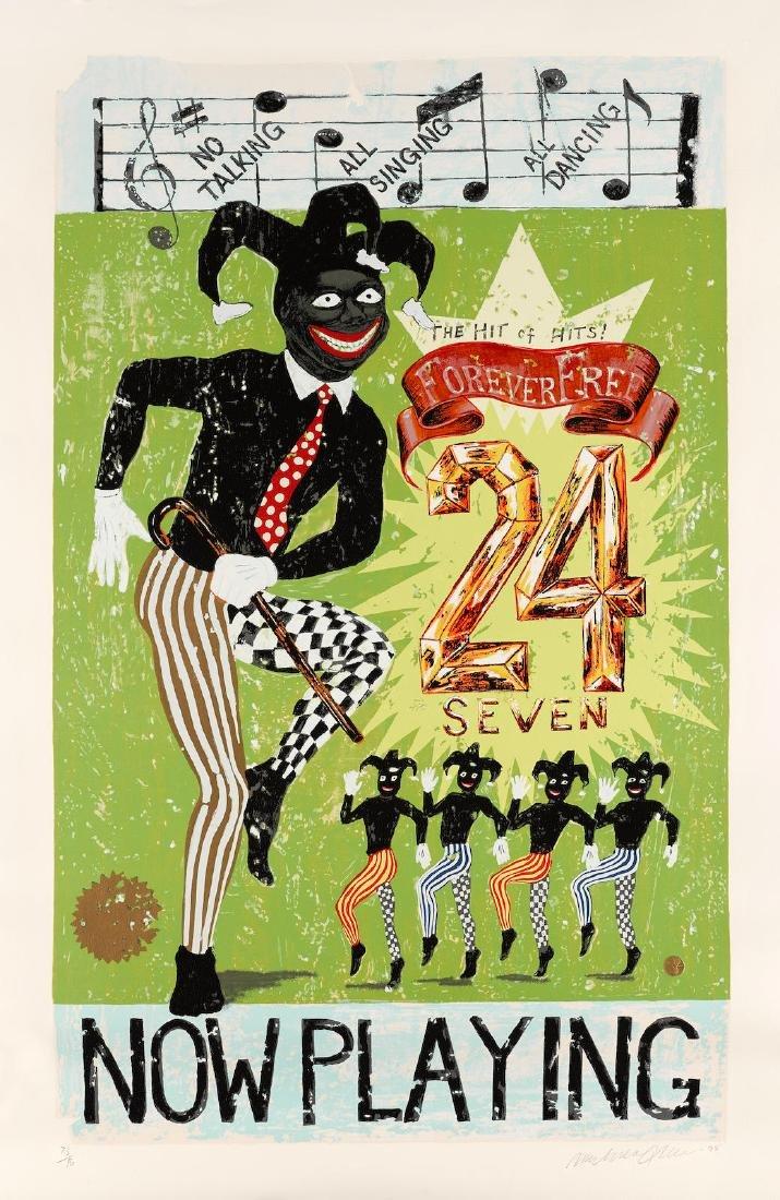 Micheal Ray Charles - Twenty-Four Seven