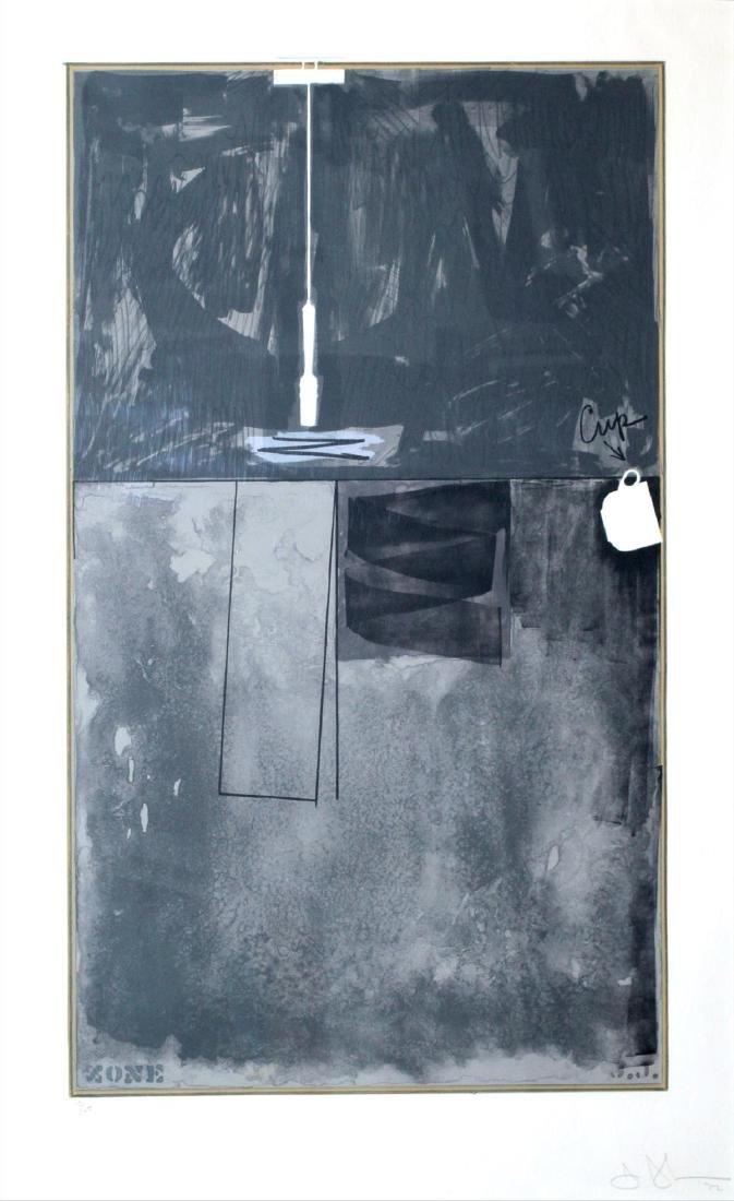 Jasper Johns - Zone