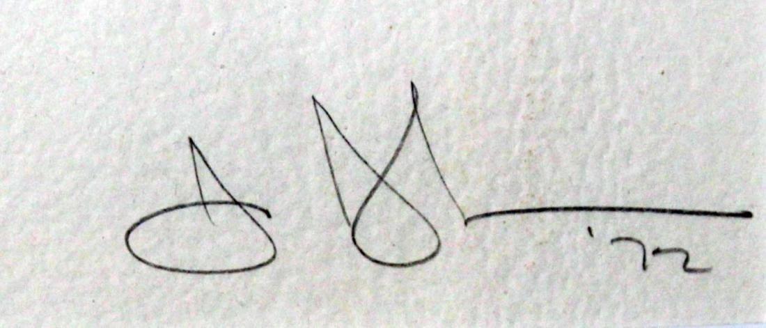 Jasper Johns - Zone - 3