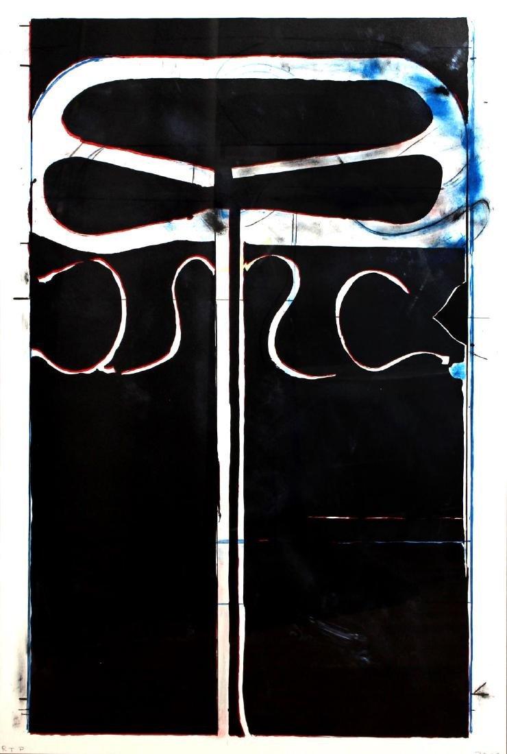 "Richard Diebenkorn - Untitled from ""Club Spade Group"""