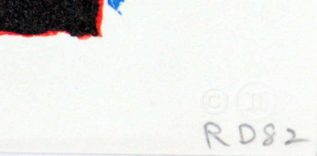 "Richard Diebenkorn - Untitled from ""Club Spade Group"" - 3"