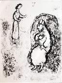 Marc Chagall - The Tempest