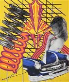 Peter Phillips - Custom Print 1