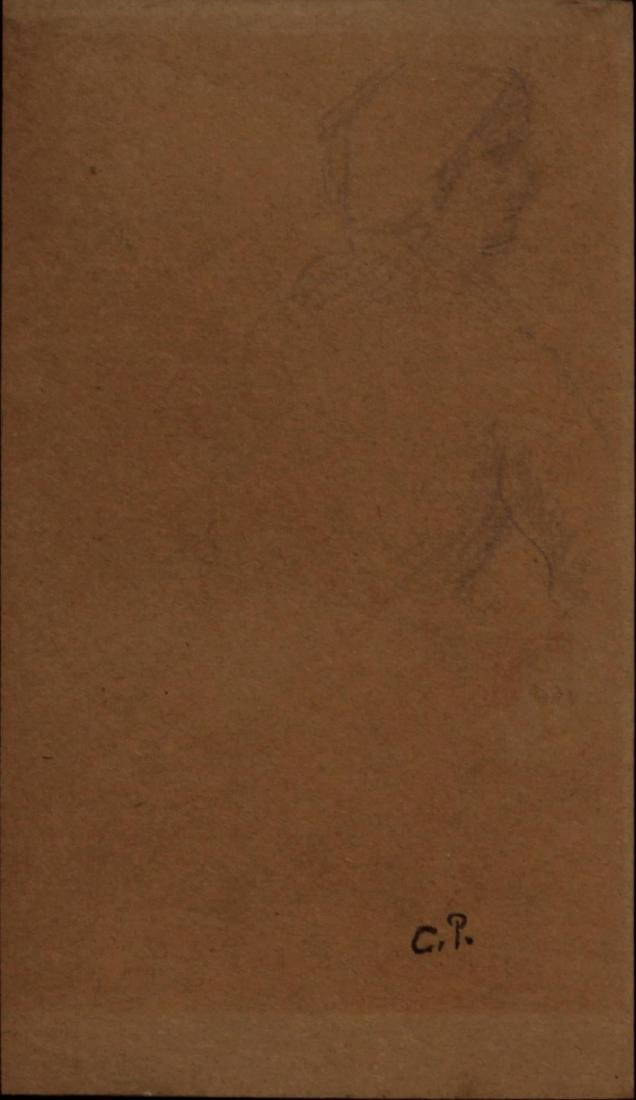Camille Pissarro - Untitled (Peasant Woman)