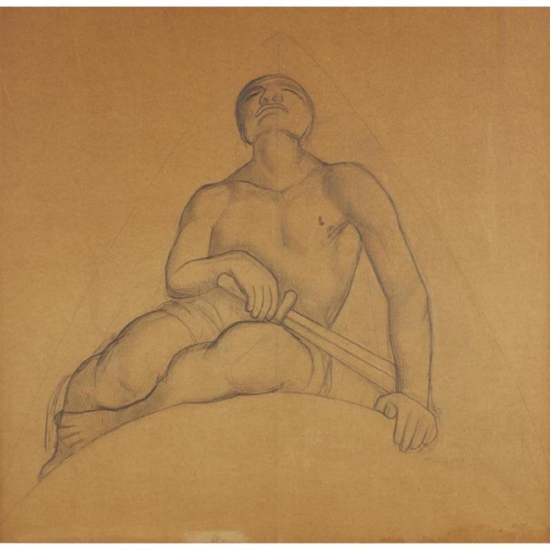 Diego Rivera - Gaurdante Silente De La Verdad En El