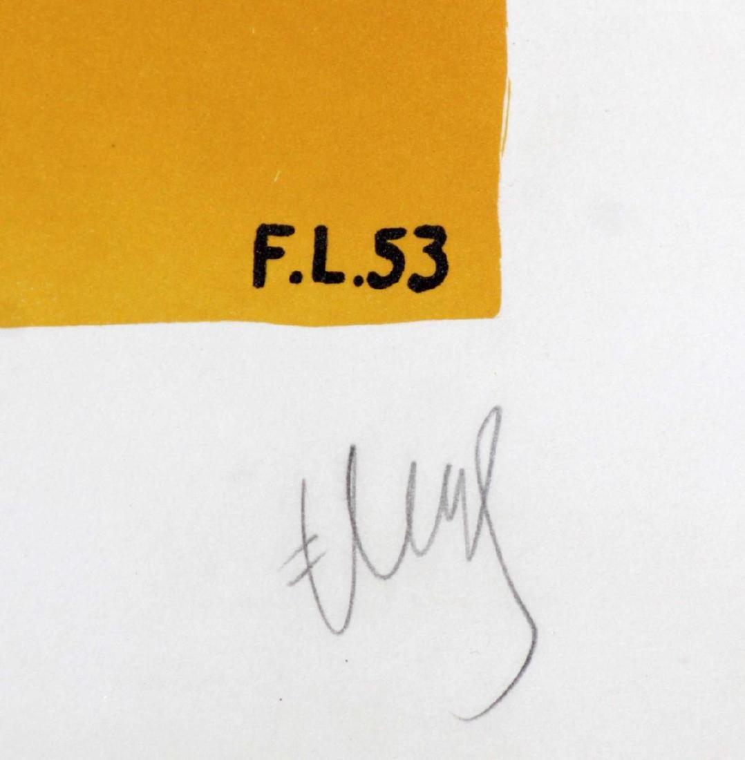 Fernand Leger - Le Tournesol (The Sunflower) - 2