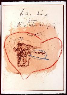 Helen Frankenthaler Valentine for Mr Wonderful