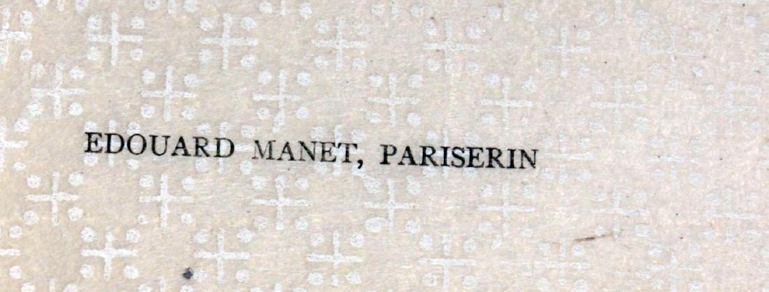 Edouard Manet - Pariserin (Parisian Lady) - 2