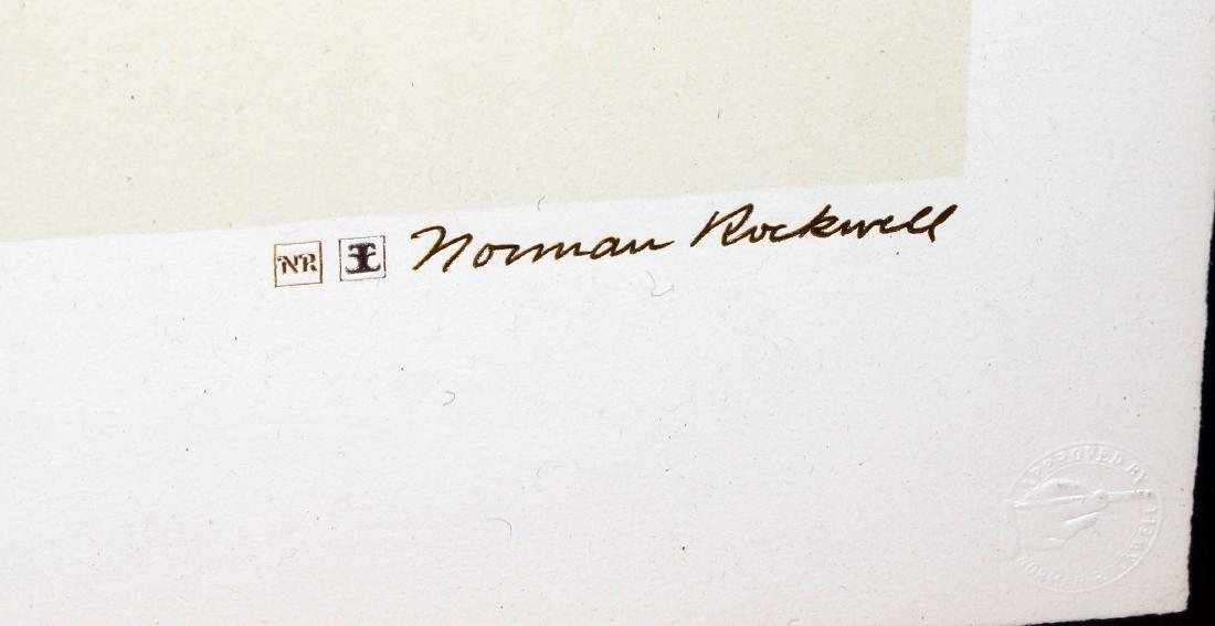 Norman Rockwell - Autumn Harvest - 2
