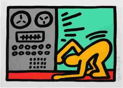 Keith Haring - Pop Shop III