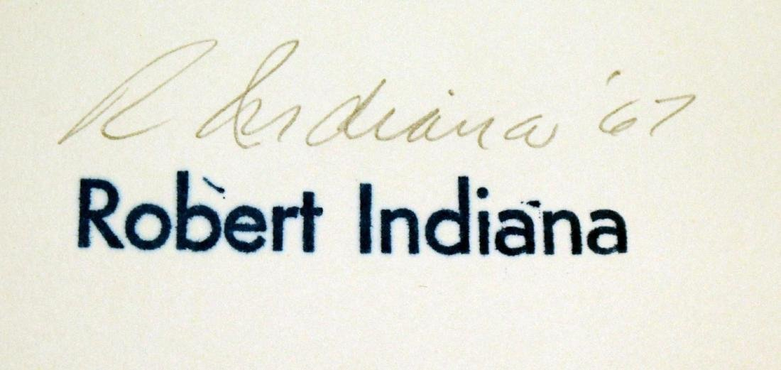 Robert Indiana - Pelvic and Bright - 2