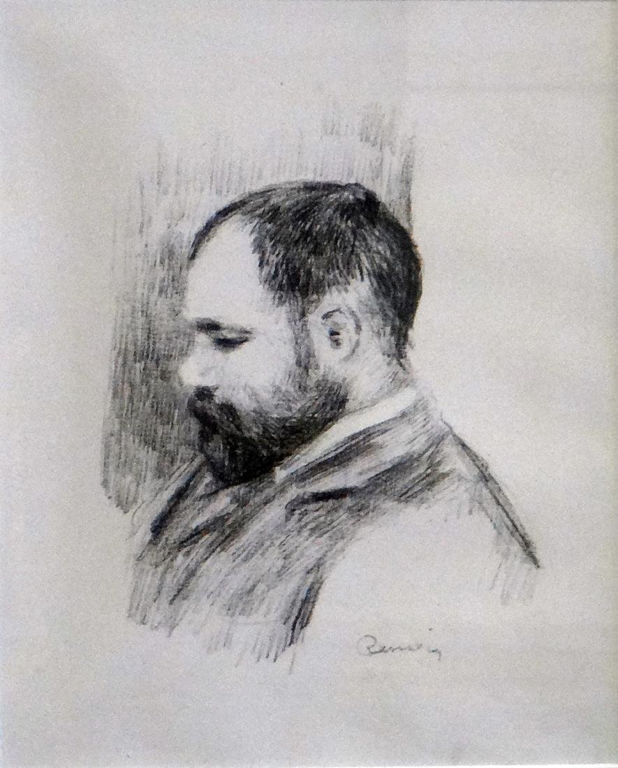 "Pierre-Auguste Renoir ""Portrait of Vollard"" - 2"
