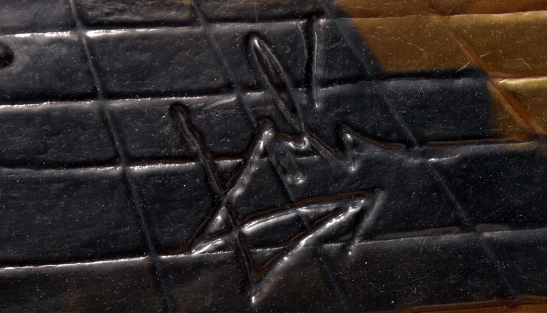 Salvador Dali - Lincoln in Dalivision Bronze Relief - 2