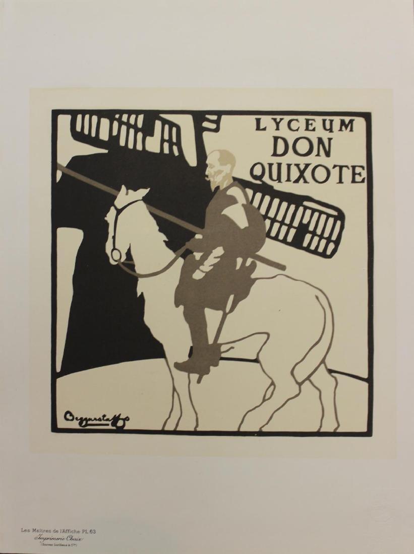 Beggarstaffs - Lyceum Don Quixote
