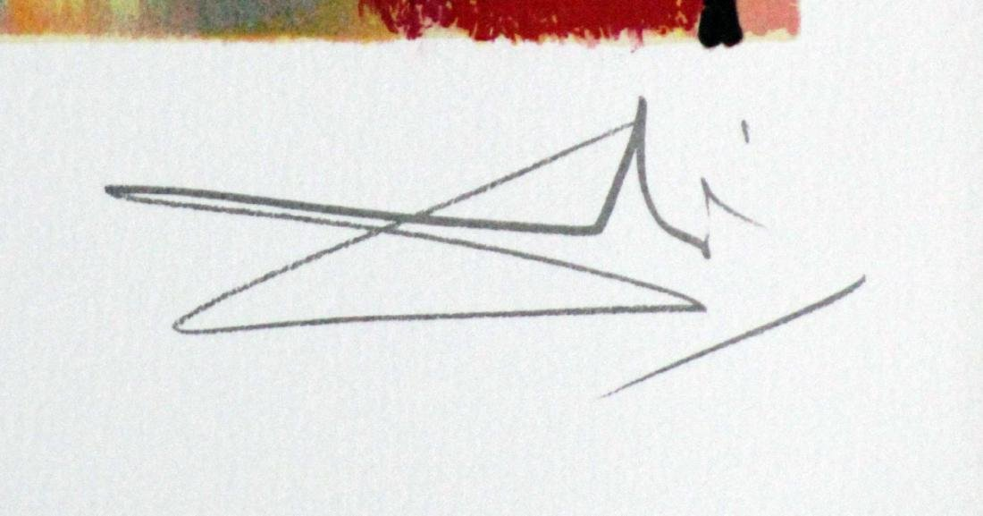 Salvador Dali (After) - The Centurion - 3