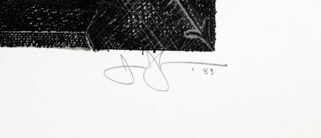 Jasper Johns - Voice 2 - 2