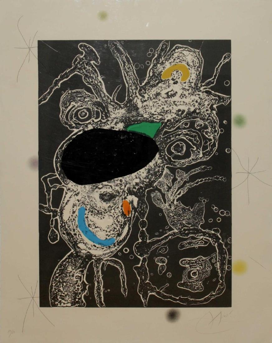 Joan Miro - Espriu-Miro