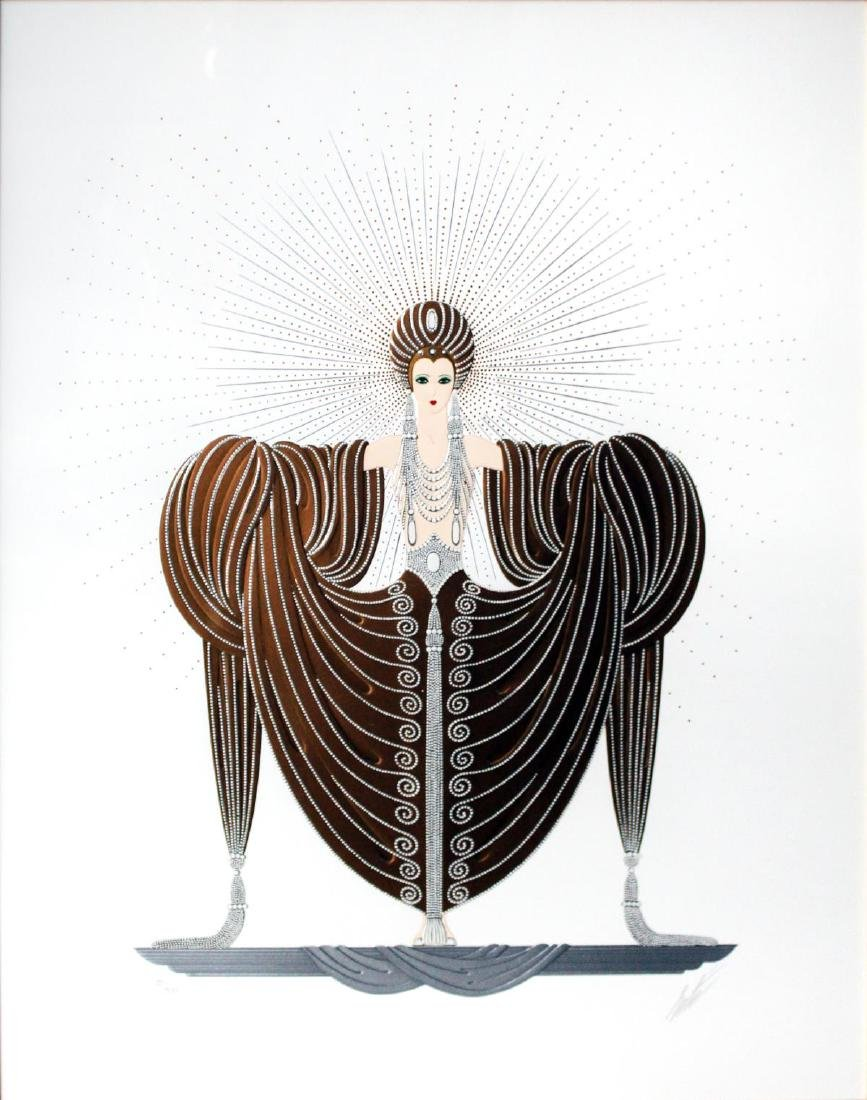 Erte - Celestial Virtues - 2