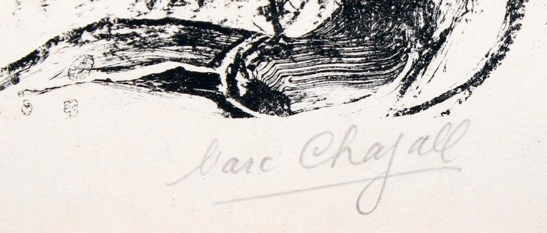 Marc Chagall - La Lune Noir - 2