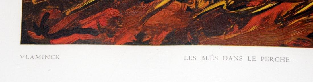 Maurice de Vlaminck - Les Bles dans le Perche - 3