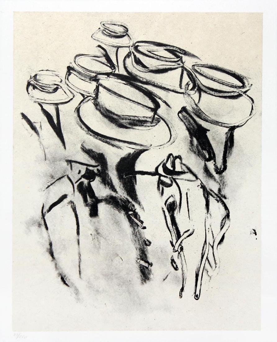 Willem De Kooning - Untitled (For Frank O'Hara) - 2
